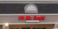 I Love Mr. Sushi.